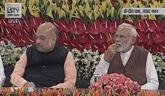 Narendra Modi elected leader of NDA and PM