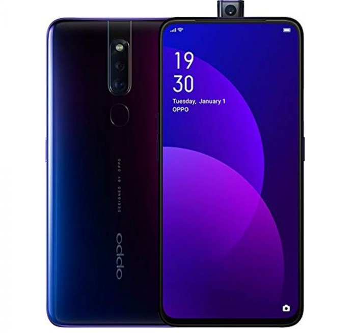 Oppo F11 Pro prebooking started in India