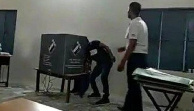 Polling Agent arrested on charges of booth capture: EC