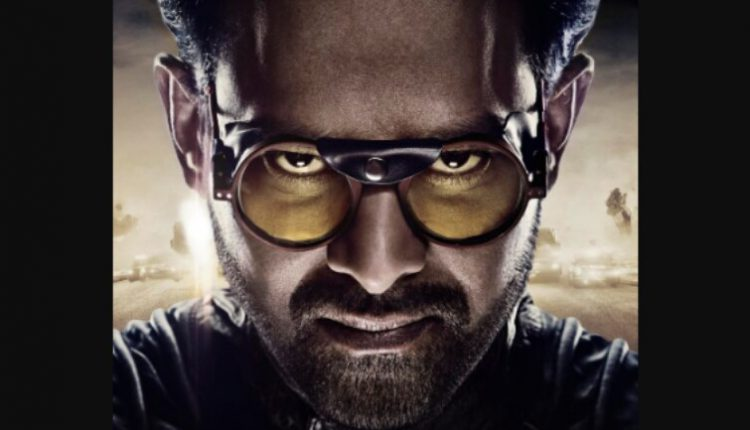 Saaho: Prabhas looks stylish yet deadly in new poster