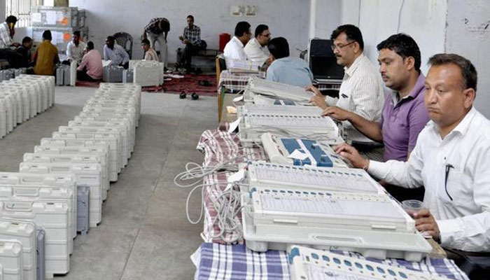 Odisha Police Makes Elaborate Security Arrangement For Vote Counting