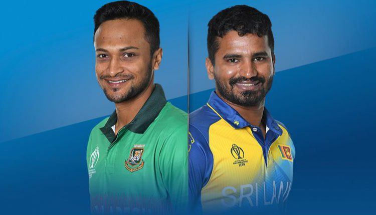 World Cup 2019: Bangladesh to face Sri Lanka today