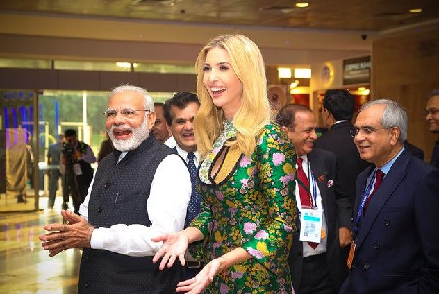 Ivanka Hails Trump-Modi Talks, Calls India 'A Critical Ally'
