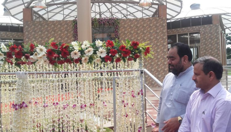 orchidarium inaugurated