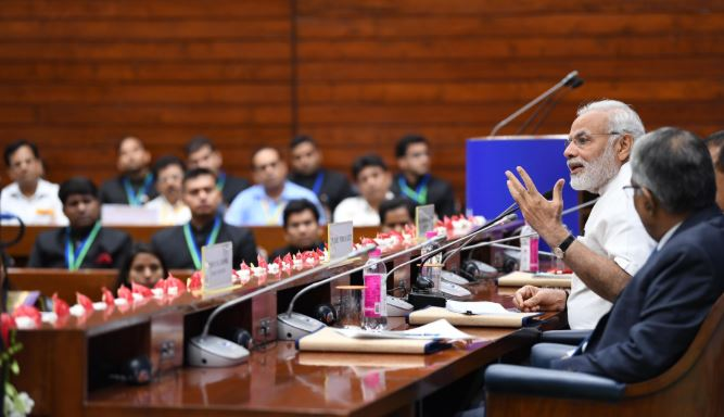 Young IAS Officers Praise 5 years of Modi govt's assistant secretary programme