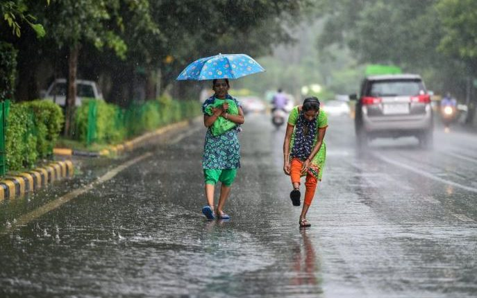 Low Pressure In Bay Of Bengal To Trigger Heavy Rain In Odisha