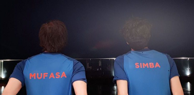 Shahrukh Khan & son Aryan to voice for The Lion King in Hindi