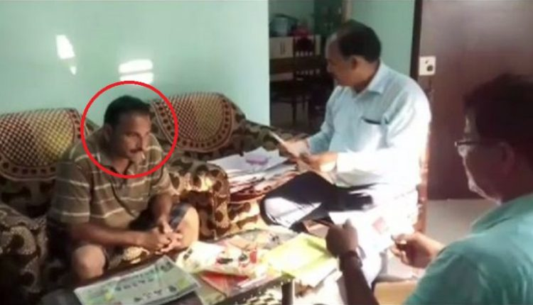Odisha: Vigilance Department traps corrupt Assistant Engineer