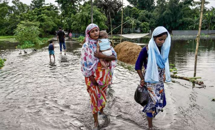 Assam Floods: 6 Killed, Over 8 Lakh Affected As Situation Worsens