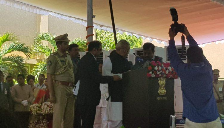 Biswa Bhushan Harichandan