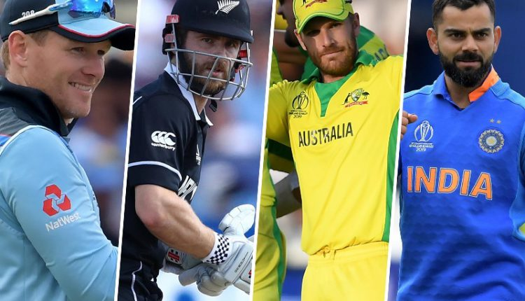 World Cup 2019: Chart toppers India to meet New Zealand in first semi-finals