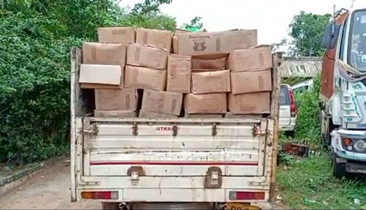 Three Arrested For Loot Of Milk Powder In Odisha
