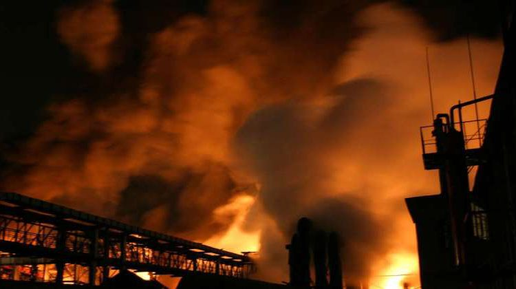 China Gas Plant Explosion: Ten deaths, Five Missing