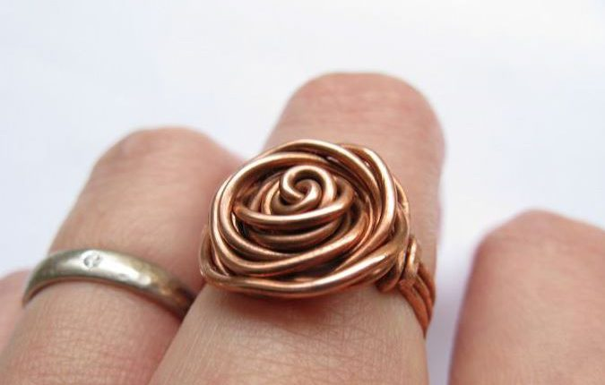 Amazing Health Benefits Of Wearing Copper Ring. Read On