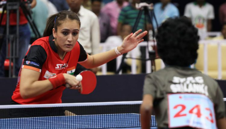 21st Commonwealth Table Tennis Championships: Team India Qualifies For Super Eight