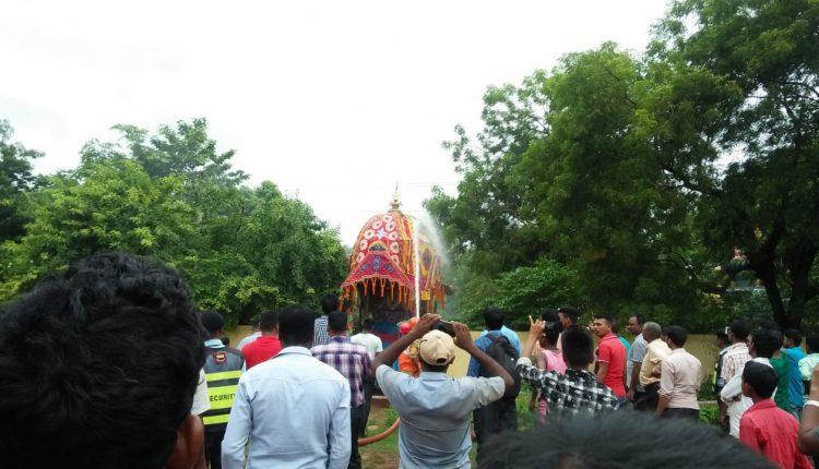 Rath Yatra Mishap
