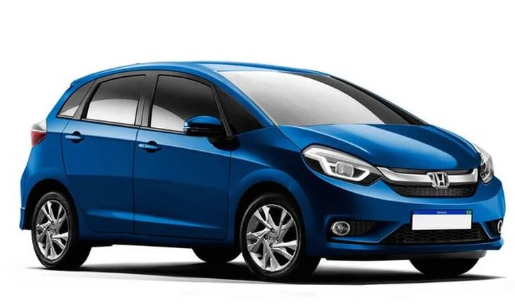 Honda Is All Set To Launch Honda Jazz Hybrid In India In The Year 2020