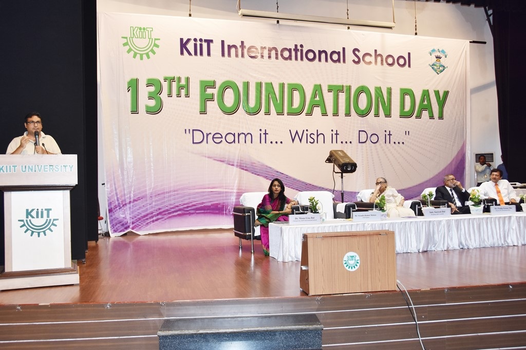 13th Foundation Day
