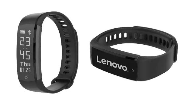 Lenovo Smart Band Launched In India At Rs 1,499