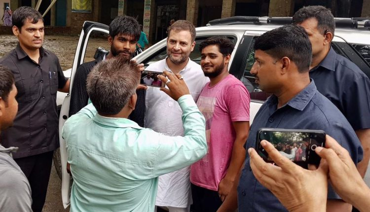 Rahul Gandhi Hits 10 Million Followers On Twitter; To Celebrate 'Milestone' In Amethi