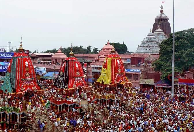 President, PM, CM extend wishes on 2019 Rath Yatra
