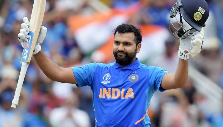 Hitman Rohit Sharma