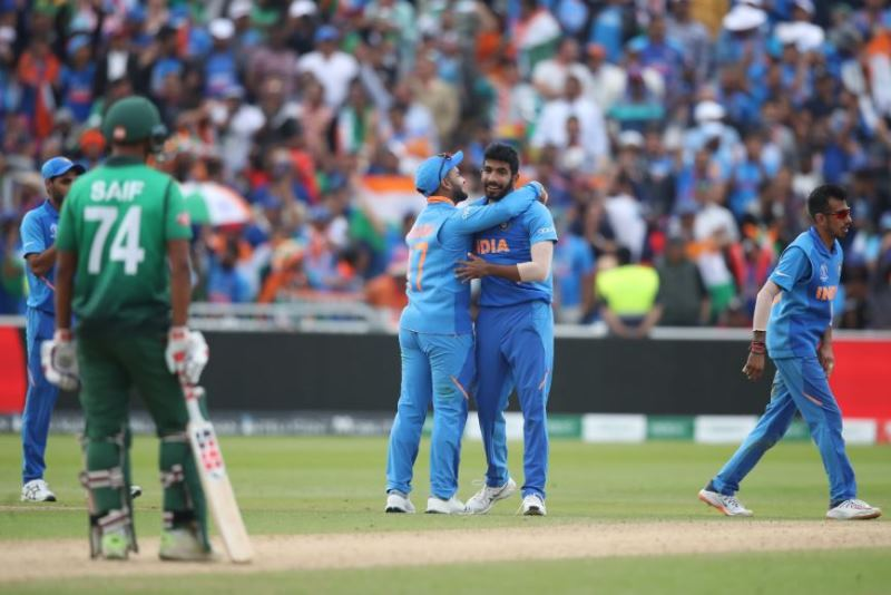 2019 World Cup: Rohit, Bumrah shine as India reach semi-finals