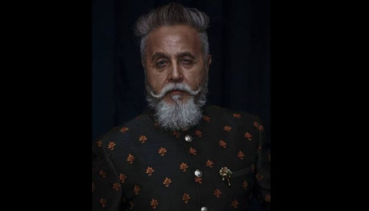 Say Hello To Dinesh Mohan: 60-Year-Old Supermodel & Actor