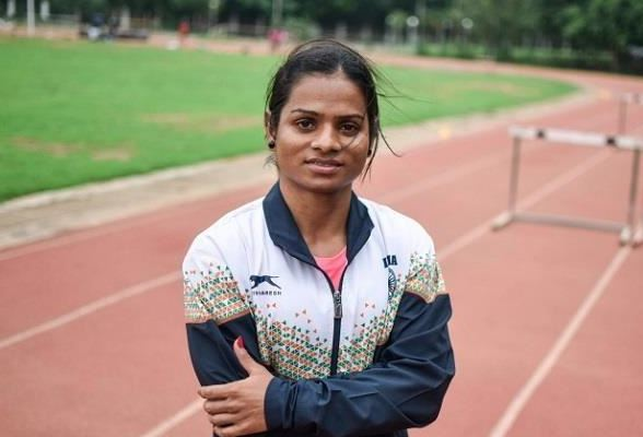 Sprinter Dutee Chand Gets Visa To Travel To Europe