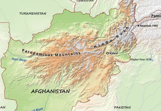 5.8 Magnitude Earthquake Rocks Hindu Kush In Afghanistan