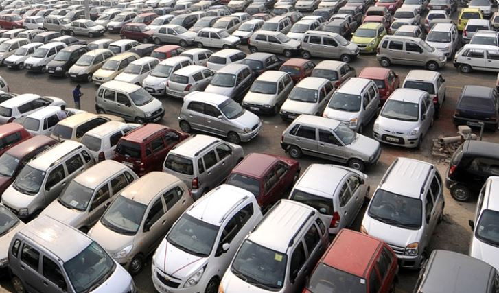 Passenger Vehicle Sale Dips For Straight 9th Month, Slumps 31% In July