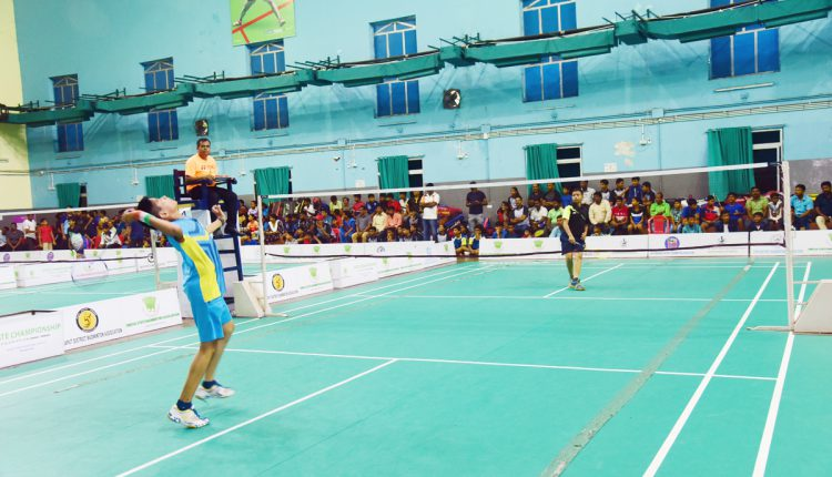 Sixth Nalini Kanta Mohanty Memorial State Open Badminton Tournament To Begin From Nov 28