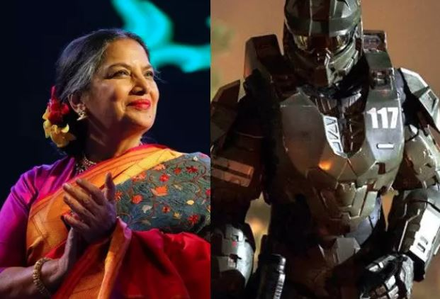 Shabana Azmi Roped In For Steven Spielberg's Halo Series