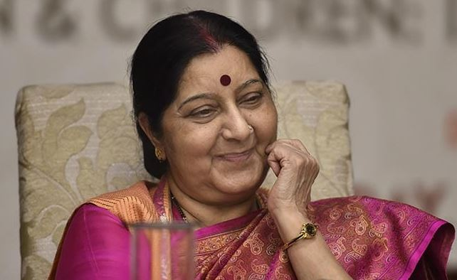 Bollywood Actors Mourn Death Of Stalwart Leader Sushma Swaraj