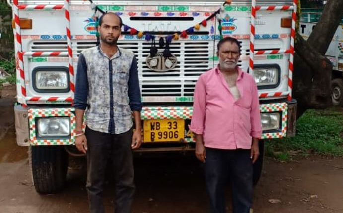 Driver And Helper Of Truck Arrested For Death Of Ravenshaw Student