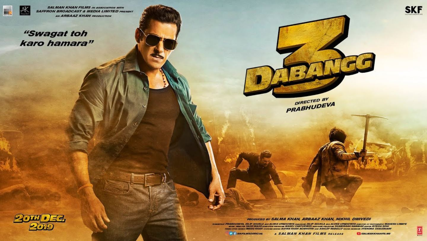 salman khan starring in dabangg 3