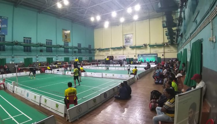 Odisha: State Badminton Championship 2019 Concludes Today