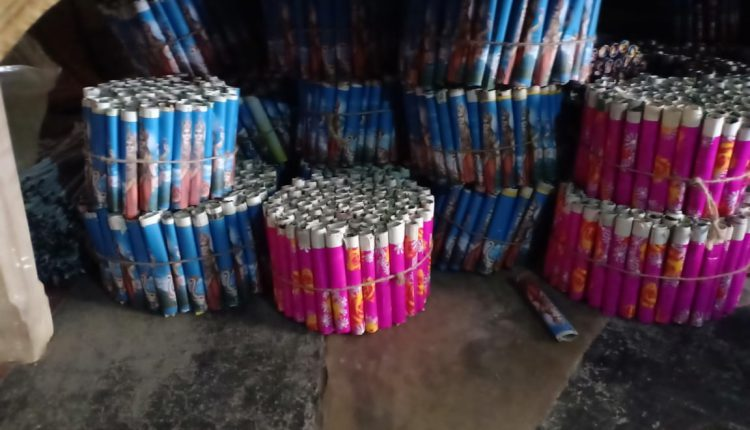 Odisha Police Starts Crackdown On Illegal Firecracker Manufacturing Units