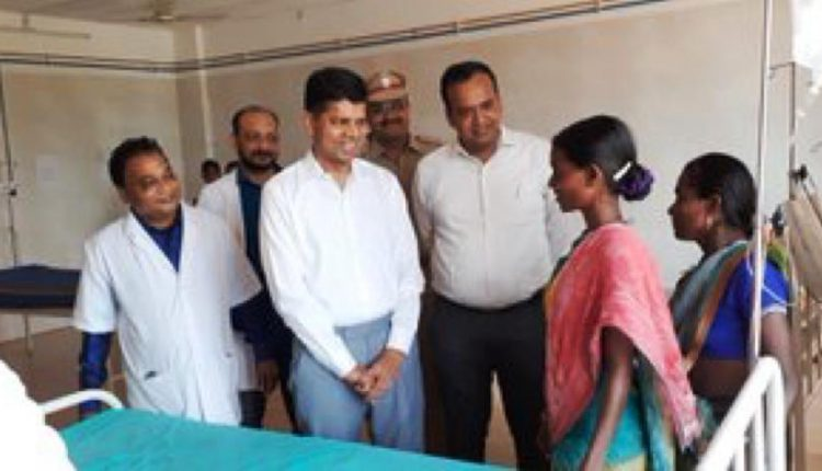 Odisha CM's 5T Secy VK Pandian Visits Three Districts, Takes Stock Of Medical Facilities