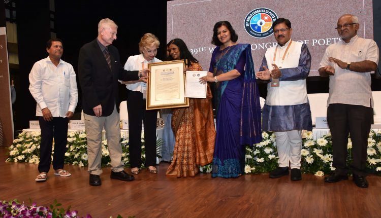 """2nd Day of 39th World Congress of Poets """"Wisdom Poetry has the Power to Enlighten our Path"""""""