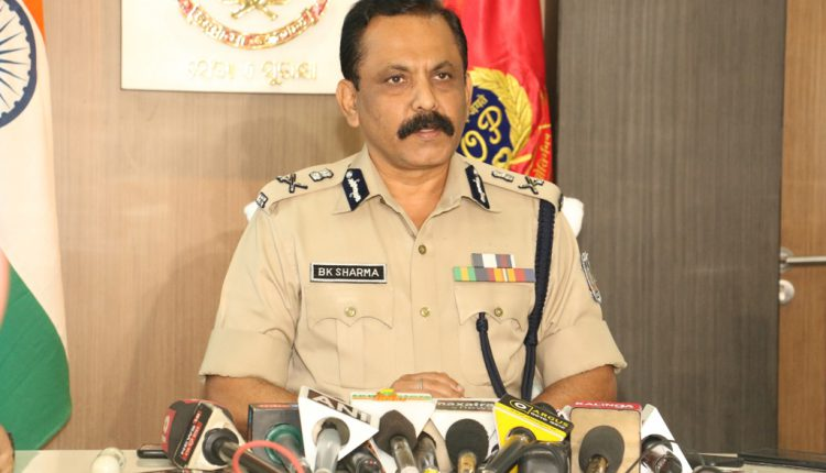 Odisha Govt Removes DGP B.K Sharma From His Post, Shri Abhay Will Be The New DGP