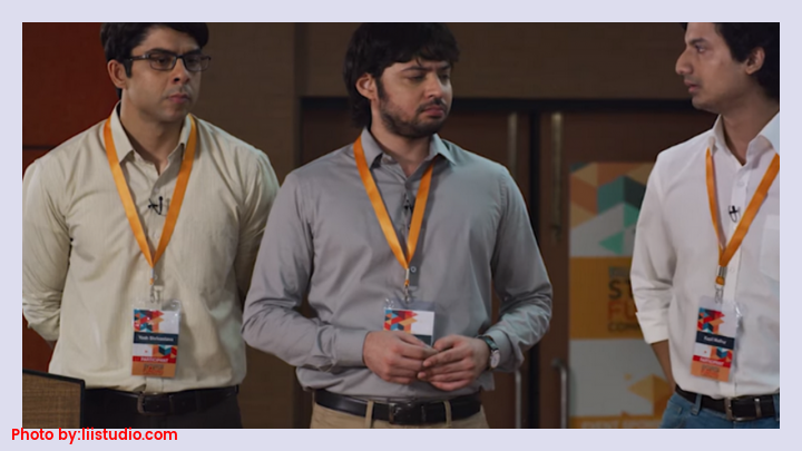 'Upstarts': The story behind India's first film on startups