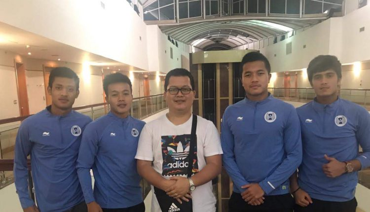 Four Odisha FC Junior Players Train At Aspire Academy In Qatar