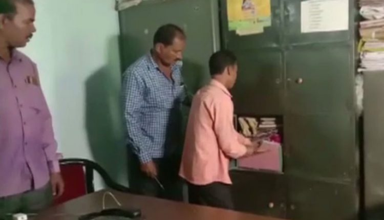 Lady PEO Death, Police Opens Her Locker At Block Office
