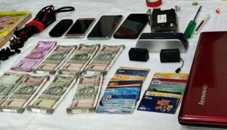 Four Inter-state ATM Robbers Arrested In Odisha
