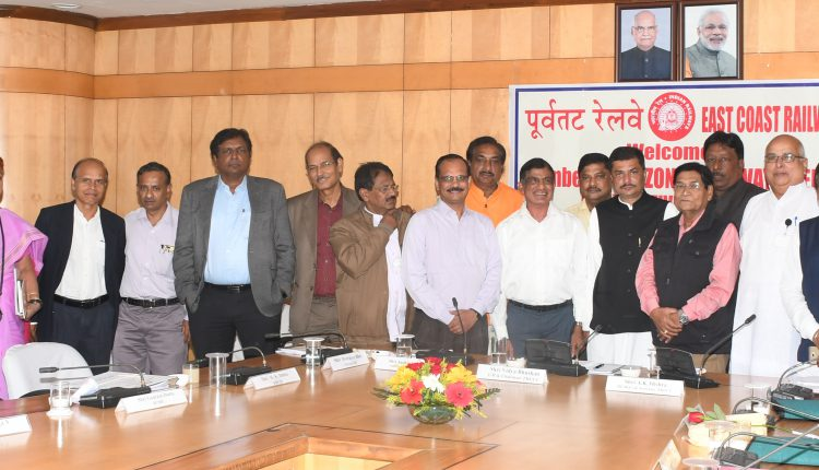ECoR Organises Zonal Rail User's Consultative Committee Meeting