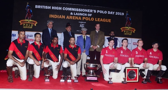 Indian Army lifts Sudan Polo Cup