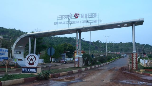 Contractual worker loses leg at NALCO plant
