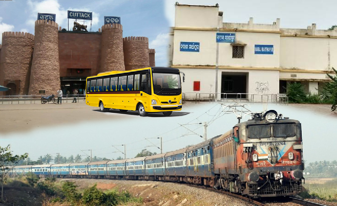 Four Trains To Run On Diverted Route Via Naraj On Dec 20