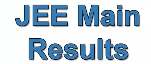 JEE Main Results